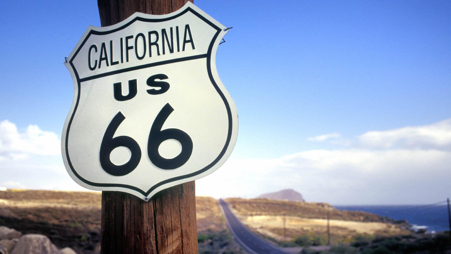 Roadtrip Route 66 KILROY