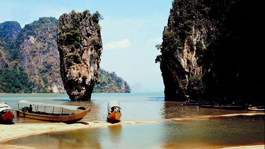 Een maand backpacken in Thailand