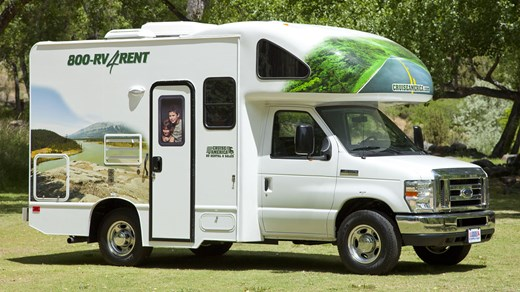 Huur een motorhome in de VS of Canada