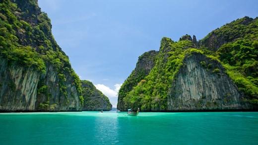 Koh phi phi backpacken met kilroy - De mooiste huizen in de wereld ...