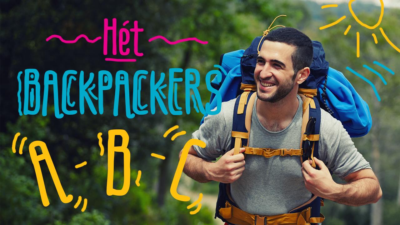 Het backpackers abc   wereldreizen met kilroy