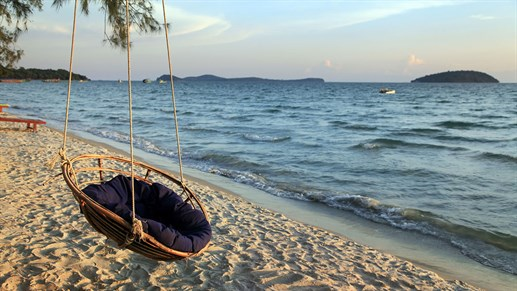 Backpacken in Cambodja - Sihanoukville