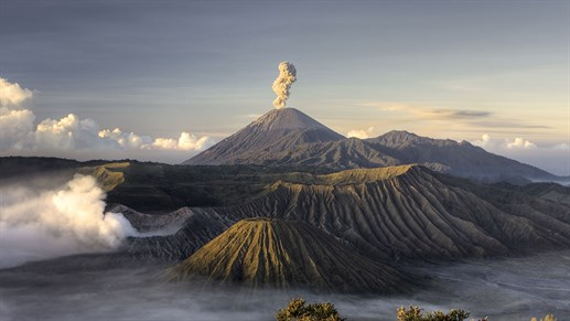 Rondreizen in Indonesië - Bromo Vulkaan